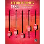 A Decade of Pop Hits: 1980s - Easy Piano