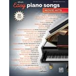Alfred's Easy Piano Songs: Movie Hits - P/V/G