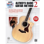 Alfred's Basic Guitar Method 2 (3rd Edition) with DVD and Online Access