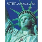 Masters of American Piano Music [Piano] [NFMC]