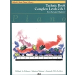 Technic Book Complete Levels 2 & 3