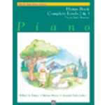 Alfred's Basic Piano Course: Hymn Book Complete 2 & 3 [Piano]