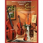 Artistry in Strings Book 2 w/CD Cello ARTISTRY S
