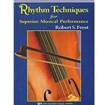 Rhythm Techniques For Superior Musical  Performance Cello STRING COL