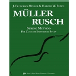 Muller-Rusch String Method Book 1 Cello MULLER-RUS