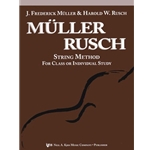 Muller-Rusch String Method Book 2 String Bass MULLER-RUS