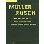 Muller-Rusch String MEthod Book 5 String Bass MULLER-RUS