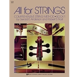 All For Strings Book 1 Violin