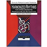 Harmonized Rhythms For Strings String Bass STRING COL