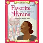 FAVORITE HYMNS, BOOK THREE OTHER PA S
