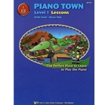 Piano Town Lessons - Level 1 PIANO TOWN