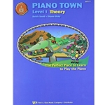 Piano Town Theory - Level 1 PIANO TOWN