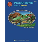 Piano Town Technic - Level 1 PIANO TOWN