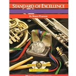 STANDARD OF EXCELLENCE ENHANCED BK 1, BASS CLARINET SOE