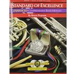 STANDARD OF EXCELLENCE ENHANCED BK 1, DRUMS & MALLET PERCSSN SOE