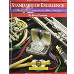 STANDARD OF EXCELLENCE ENHANCED BK 1, TENOR SAX SOE