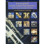 Foundations For Superior Performace Bari Sax PROGRAM-TE