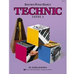 Technic Book Level 1 BASTIEN PA