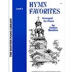HYMN FAVORITES, LEVEL 2 BASTIEN SP