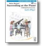 Helen Marlais' Succeeding at the Piano Lesson and Technique Book - Level 3 Piano