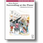 Helen Marlais' Succeeding at the Piano Theory and Activity Book - Level 5 Piano