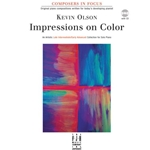 Impressions on Color w/ CD [NFMC] Piano