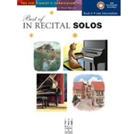Best of In Recital Solos Book 6 [NFMC] Piano