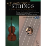 New Directions For Strings Double Bass A Position Book 1
