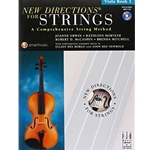 New Directions For Strings Viola Book 1 Viola