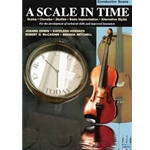A Scale In Time Conductor Score Piano