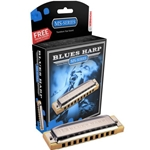 Hohner Blues Harp Diatonic Harmonica Key of A
