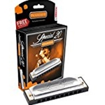 Hohner Special Series Diatonic Harmonica Key of D