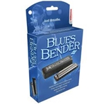 Hohner Blues Bender Diatonic Harmonica Key of D