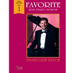 Favorite LDS Piano Solos Vol 1