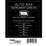 Care Kit Alto Sax