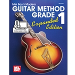 Mel Bay's Modern Guitar Method Gr. 1 Expanded Ed.