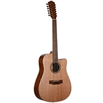 Teton STS105CENT-12 12 string Acoustic Electric Guitar