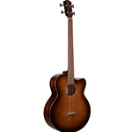 Teton STB130FM Honey Burst Acoustic Electric Bass