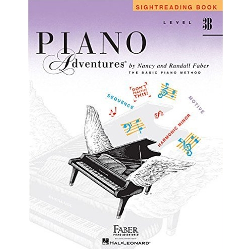 Piano Adven. Sightreading Bk 3B