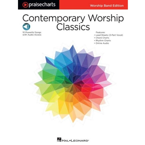 Contemporary Worship Classics Band Edition