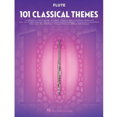 101 Classical Themes for Flute Flute