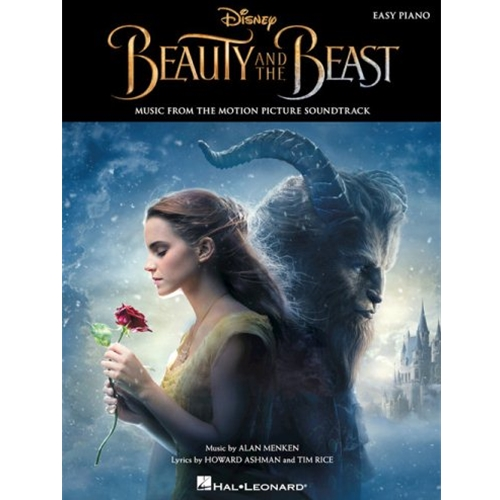 Beauty and the Beast Easy Piano