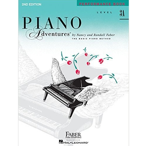 Piano Adven Performance Book 3A