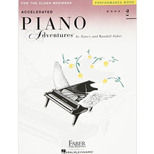 Piano Adven. Accelerated Performance Book 2