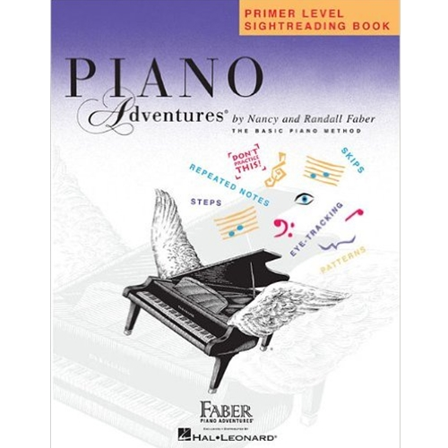 Piano Adven Sightreading Bk Primer Level