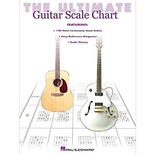 The Ultimate Guitar Scale Chart