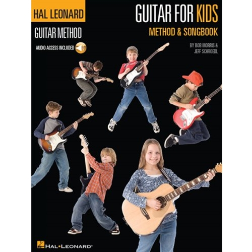 Guitar for Kids Method & Songbook