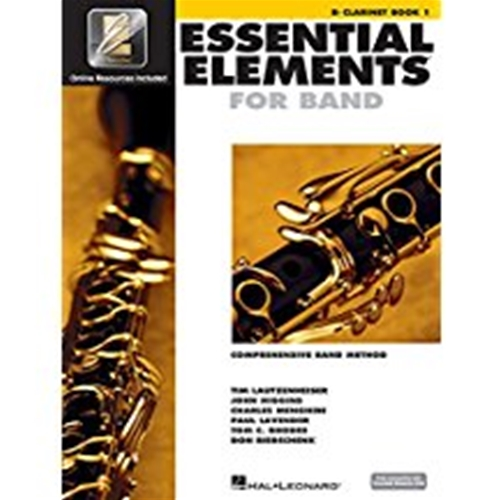 Essential Elements 2000 Clarinet Book 1 w/CD-ROM