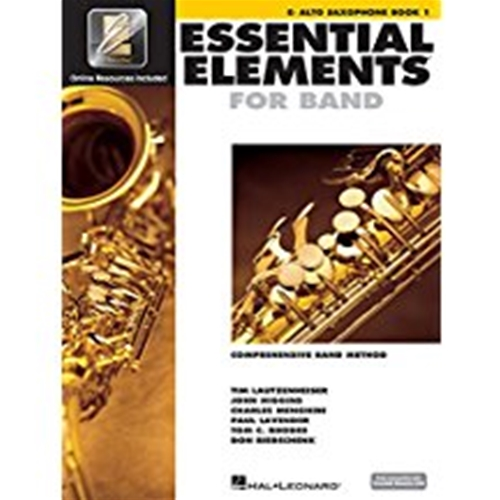 Essential Elements 2000 Alto Sax Book 1 w/CD