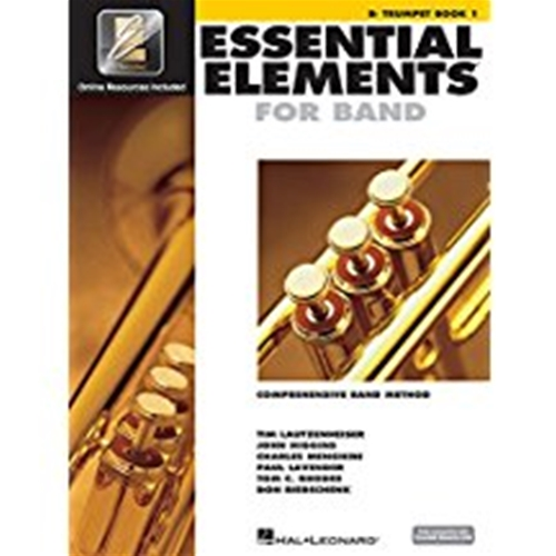 Essential Elements 2000 Trumpet Book 1 w/CD-ROM